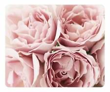 MOUSE MAT 110 Roses Oblong Shaped Mouse Mat Design Natural Eco Rubber