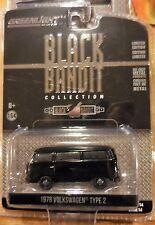 GreenLight Collectibles Series 14 Black Bandit 1978 Volkswagen Type 2