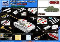 Bronco 1/35 35122 Russian Heavy Tank KV-122