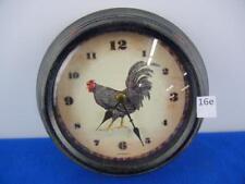 Chaney Quartz Clock Lot 16E