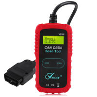 Car Engine OBDII Scanner Auto Fault Code Reader CAN OBD2 Scan Diagnostic Tool
