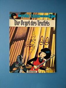 YOKO TSUNO # 2 - Die Orgel des Teufels - Roger Leloup