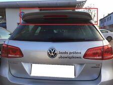 VOLKSWAGEN VW PASSAT B8 TOURING / ESTATE R-LINE LOOK REAR ROOF SPOILER NEW