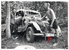 10427/ Originalfoto 9x6cm, nackte Soldaten, naked soldiers, Vintage Gay, WWII