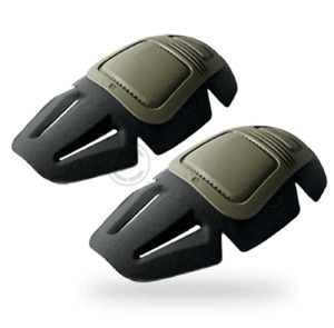 Crye Precision - AirFlex Combat Knee Pads - Green