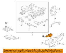 Chevrolet GM OEM 16-18 Camaro Power Seat-Adjuster Switch 23247099
