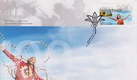 CANADA #2117 50¢ SASKATCHEWAN CENTENNIAL FIRST DAY COVER