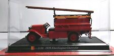 DEL PRADO FIRE ENGINES 1:50 SCALE 1929 FIRE ENGINE CHEVROLET - NEW & SEALED
