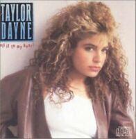 Tell It to My Heart - Music CD - Dayne, Taylor -  1990-10-25 - Arista - Very Goo