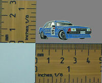 Dick Johnson Tru Blu Ford Bathurst race car  Metal Lapel Pin , Badge