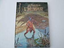 FABLES DE L'HUMPUR T1 EO2013 BE/TBE CLANS DE LA DORGNE EDITION  ORIGINALE DD1
