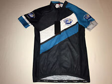 New! Cuore Cycling Team Bronze Level Vent Jersey Men's Large CAF Logo! NWT!