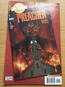 PREACHER #1 GOOD CONDITION VERY RARE