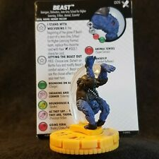 BEAST - 005 - X-Men Regenesis OP Heroclix Set (Organized Play Event)