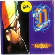 "Heavy D. & The Boyz - Peaceful Journey - 7"" Record Single"