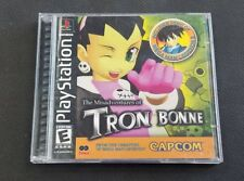 Misadventures of Tron Bonne with Mega Man Legends 2 Demo Disc (PlayStation 1)