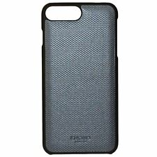 Luxury Knomo iPhone Case Geometric Silver Embossed Cover for 6 6s and 7 Plus