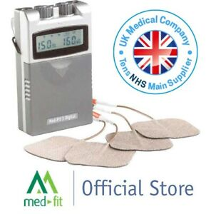 EX-DEMO Med-Fit 3 Digital Tens Machine for Effective Pain Relief - VAT FREE