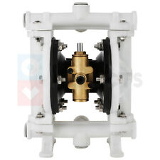 Double Air Operated 12 Inletampoutlet Diaphragm Pump 13gpm 116psi Qby 15