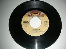 Disco 45 Donna Summer - Rumor Has It / Once Upon A Time   Casablanca VG 1977
