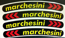 Striscie ruote cerchi moto Marchesini 03 - adesivi/adhesives/stickers/decal