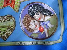 BARRY KIESELSTEIN-CORD  100% silk scarf