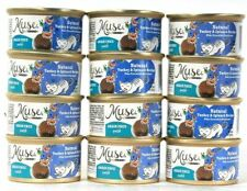 (12 Cans) Muse By Purina Natural Turkey & Spinach Recipe Grain Free Pate 3 Oz