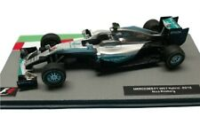 Mercedes F1 W07 Hybrid 2016 Nico Rosberg 1:43 Ixo Diecast