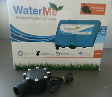 """WaterMe- Wireless Irrigation controller(1""""Flow Sensor Included)+Extra FlowSensor"""