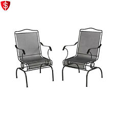Patio Chairs Set Of 2 Garden Outdoor Furniture Dining Pool Deck Rocking  Action. $169.75 New. Hampton Bay ...