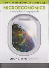 Microeconomics Principles For A Changing World 4th Ed 2017 Paperback E1-64