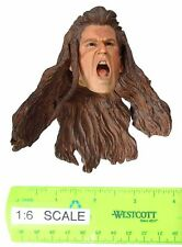 Kaustic Plastik William Wallace (Braveheart - Mel Gibson) Head 1:6th Accessory