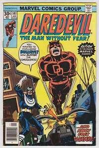 L7937: Daredevil #141, Vol 1, F/VF Condition