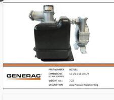 Generac Power Systems, Assy Pressure Stabilizer Reg, 0G7581