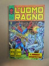L'UOMO RAGNO n°153 1976 ED. Corno  [SP15]