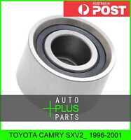 Fits TOYOTA CAMRY SXV2_ Idler Tensioner Drive Belt Bearing Pulley