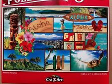New 500 Piece Jigsaw Puzzle (Hawaii Collage)