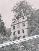 Hirsau - Die Ulme - um 1920 oder früher ?