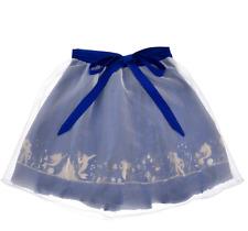 Disney Japan Key To My Heart Little Mermaid Princess Ariel Skirt Blue M Medium