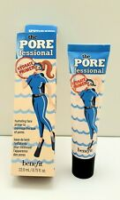 ~ New ~ Benefit The POREfessional Hydrate Primer 22ml Full Size Sealed, RRP £29