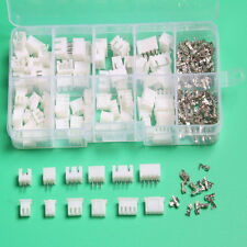 60 sets Kit XH 2.5 2pin 3p 4 pin Pitch Terminal /Housing /Pin jst Connector