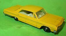 Matchbox Lesney No.20 Chevrolet Impala Taxi ex Original Sin Caja