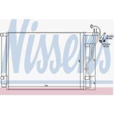 Nissens Kondensator, Klimaanlage Hyundai I40,I40 CW 940245 Hyundai