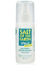 Crystal Spring Salt of the Earth Travel Deodorant Spray 50ml Unscented