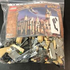 LEGO 4709 Harry Potter Hogwarts Castle 100% Complete w/ Instructions Minifigures