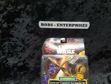 STAR WARS EPISODE I ~ GUNGAN CATAPULT ACCESSORY SET ~ NEW ON CARD FROM 1999 b-39