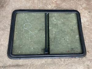 Fiat Doblo 223 Bj04 Seitenscheibe Schiebefenster Tür Fenster rechts Scheibe Orig