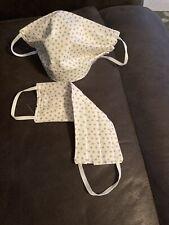 Cloth Face Masks U pick- $ for classroom supplies 100% ctn latex-free elastic