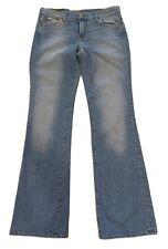 Lucky brand jeans sundown blue boot cut size 8