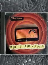 The Farm - Hullabaloo(CD, 1994, Warner Bros.)
